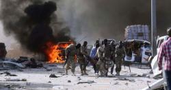 پولیس سٹیشن پرخود کش حملہ،بڑے پیمانے پرجانی نقصان کی اطلاعات