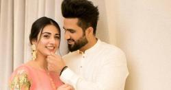 سارہ خان کی ''ننھے مہمان'' کیلئے شاپنگ، شوہر نے چپکے سےویڈیو بنالی