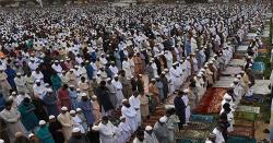 چکسواری، نماز عید الفطر کے اوقات کا شیڈول جاری
