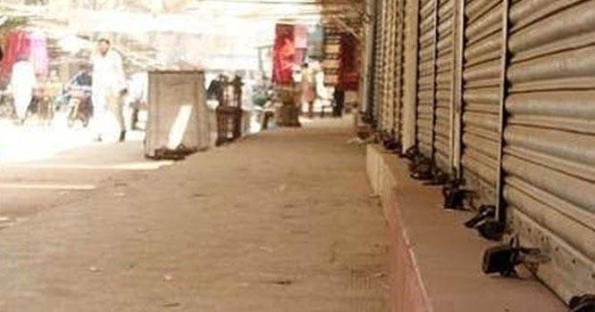 سندھ میں شام 6 بجے کریانہ سمیت تمام دکانیں بند کرنے کا فیصلہ