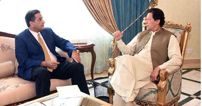 وزیر اعظم پاکستان عمران خان امت مسلمہ کی صحیح معنوں میں ترجمانی کر رہے ہیں، ملک امین اسلم