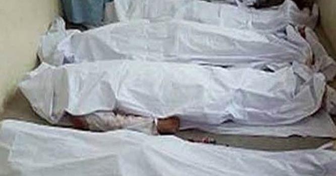 لرزہ خیز حادثہ بڑی تعداد میں جانی نقصان ہوگیا ، ایمبولینسیں روانہ ، ہر طرف چیخ وپکار