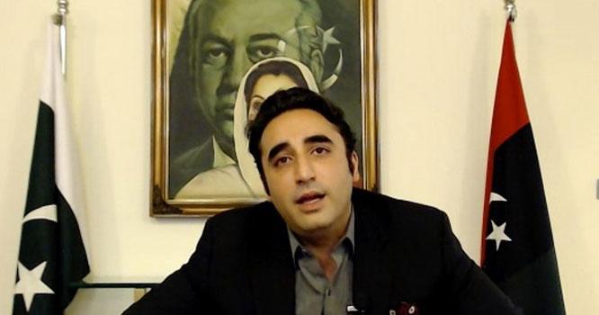 مہنگائی سے نجات کیلئے عمران خان سے چھٹکارہ ناگزیر ہے ،بلاول