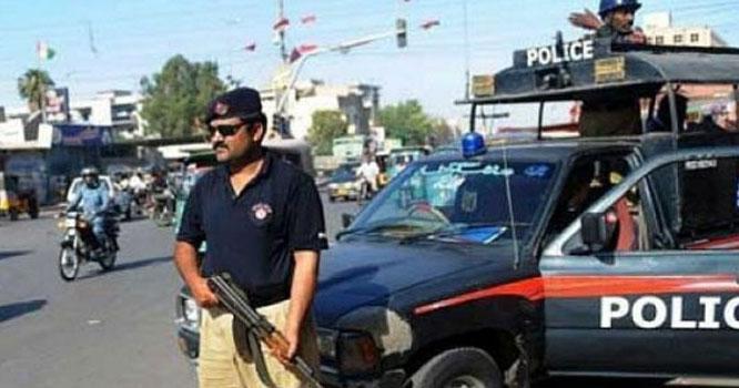 پولیس افسر کو قتل کروانے میں سہولت کار کا کرداراداکرنے والے میاں بیوی گرفتار