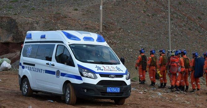 طوفانی بارشوں اور اولےگرنے سے میراتھن میں شریک 21 افرادہ ل ا ک