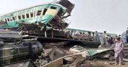 ٹرین حادثہ،پورے کا پورا خاندان جاںبحق، میتیںگھر پہنچے پر ایسی مناظر کہ پورا شہر غمگین ہو گیا