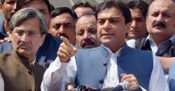 پی ٹی آئی نے تین سال میں پنجاب کی ترقی کو ریورس گیئر لگا دیا ،حمزہ شہباز
