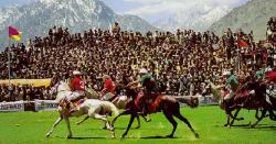 بین الاقوامی مقابلوں کیلئے پولوٹیم تشکیل دی جائے:وزیراعلیٰ گلگت بلتستان