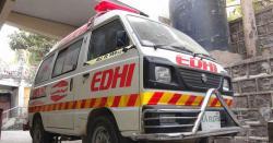 بٹگرام میں گاڑی گہری کھائی میں جا گری ۔ دو افراد جاں بحق 7 زخمی ہوگئے