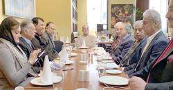 مسلم لیگ(ن) کی پارلیمانی پارٹی کا اجلاس آج سہ پہر تین بجے ہوگا