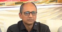 پیپلزپارٹی نے مخالفین کے بلدیاتی نمائندوں کو مدت پوری کرنے دی۔سعید غنی