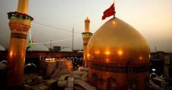 گوشہ رسول حضرت امام حسین ؑکے کان میں اذان کس نے دی اور اذان کے بعد پہلا کام کیا کیا گیا؟