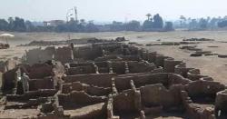مصر، 3 ہزار سال پرانا شہر لوسٹ گولڈن سٹی دریافت