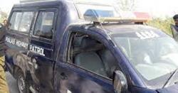 پٹرولنگ پولیس نے اسلحہ بر آمد کر کے ملزم گرفتار کرلیا
