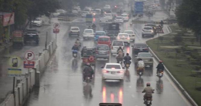 گرمی کے ستائے عوام پر قدرت کورحم آگیا۔۔گرج چمک کے ساتھ تیز بارش ۔محکمہ موسمیات کی ٹھنڈی ٹھار پیشگوئی