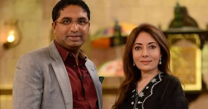 شرمیلا فاروقی کی شوہر حشام سے پہلی ملاقات کیسے ہوئی؟خبر پڑھ کر آپ بھی حیران رہ جائینگے