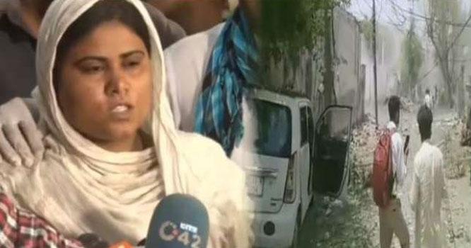 15منٹ بعد دھماکہ ہوا ،شخص کی شناخت ؟ زخمی خاتون نے سب کچھ اُ گل دیا ، خبر پڑھ کر آپ کے رونگٹے کھڑے ہوجائینگے