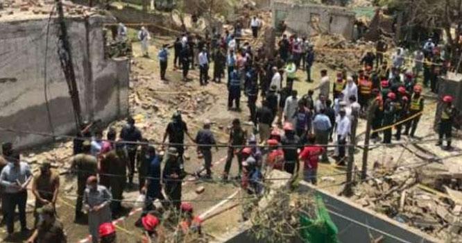 جوہر ٹاؤن دھماکے میں 'را' ملوث نکلی، تحقیقاتی اداروں نے شواہد حاصل کرلیے