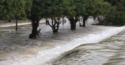 یاسین:ہندورٹرسٹ نالہ بے قابوہوگیا،عوام سمیت سیاحوں کوشدیدمشکلات