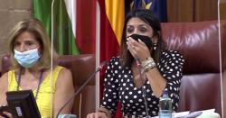 اسپین کی پارلیمنٹ میں چوہے کی انٹری، اراکین کی دوڑیں لگ گئیں