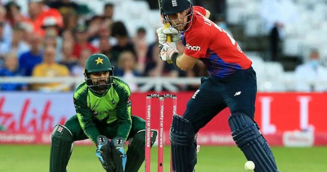 انگلینڈ نے پاکستان کو شکست دے کر ٹی ٹوئنٹی سیریز برابر کردی
