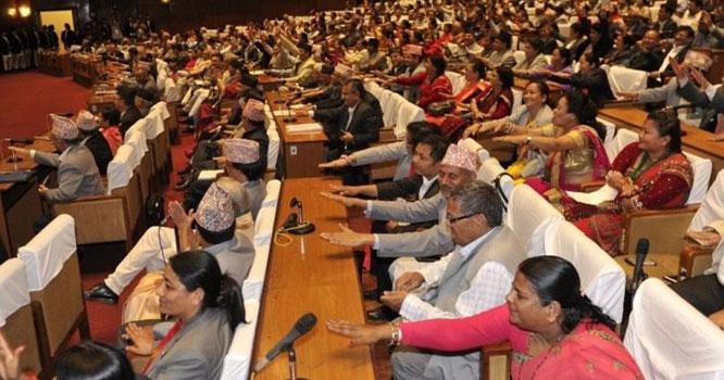 نیپالی وزیر اعظم پارلیمنٹ سے اعتماد کا ووٹ لینے میں کامیاب