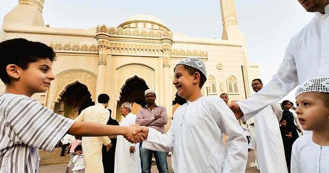 سعودی عرب سمیت خلیجی ممالک میں آج عیدالاضحی منائی جا رہی ہے،امت مسلمہ کیلئے اہم خبر آگئی