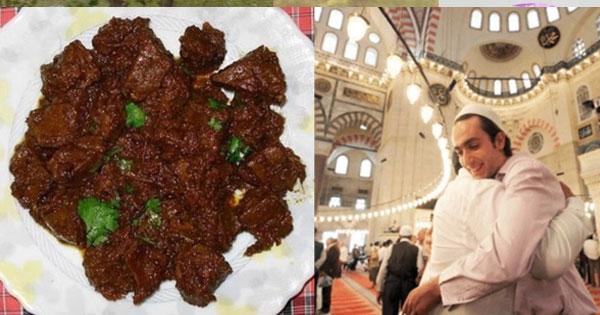 یہاں ناشتہ ہی قربانی کے گوشت سے ہوتا ہے۔۔۔ مسلم اور غیر مسلم ممالک کی عیدالاضحیٰ میں چند دلچسپ فرق