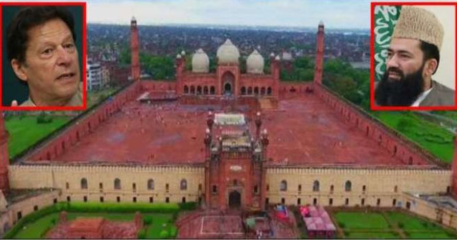 مولانا عبد الخبیر آزاد اور وزیر اعظم آمنے سامنے ، عمران خان نے ایسا کیا حکم دیا تھا