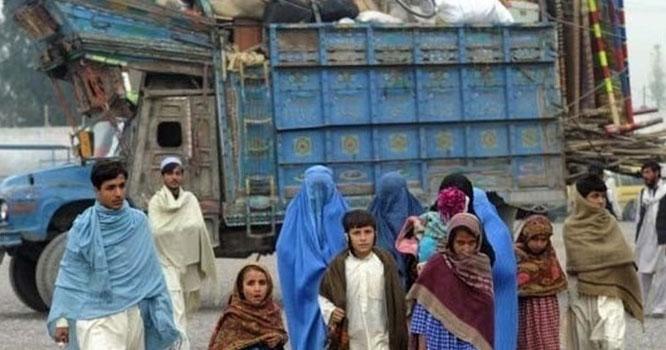 افغان مہاجرین کو اب اپنے وطن واپس جانا چاہیے