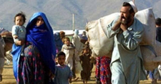 عید کیلیے جانے والے مہاجرین افغانستان میں پھنس گئے