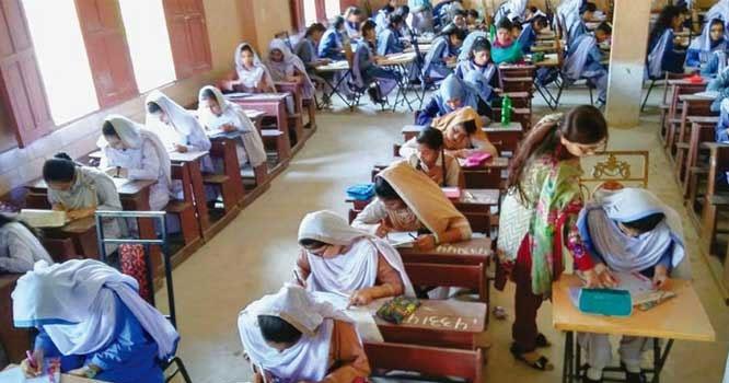 موت تعاقب میںتھی ، پاکستان کے اہم شہر میں امتحان دینے نکلی نویںجماعت کی طالبہ کی افسوسناک موت