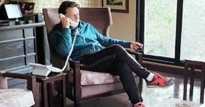 وزیراعظم آج پھر عوام کیساتھ ٹیلیفون پر براہ راست بات چیت کرینگے
