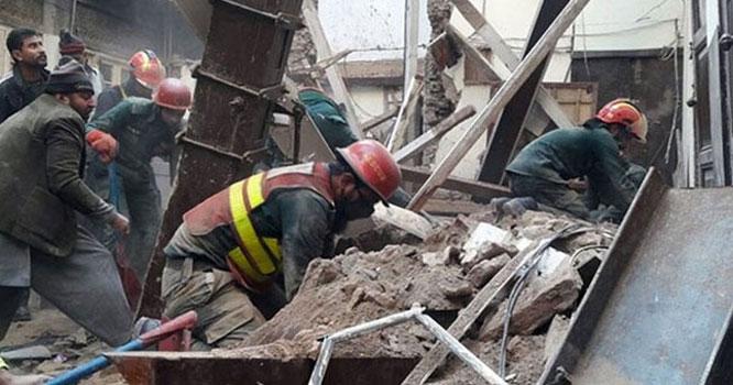 لودھراں ،مکان کی چھت گرنے سے 5بچے جاں بحق ،3زخمی