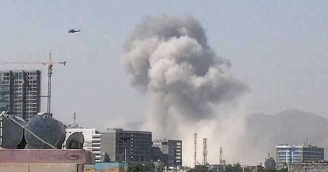 پڑوسی ملک میں خفیہ ادارے کی عمارت کی قریب دھماکا، سیکورٹی اہلکارسمیت تین افرادزخمی