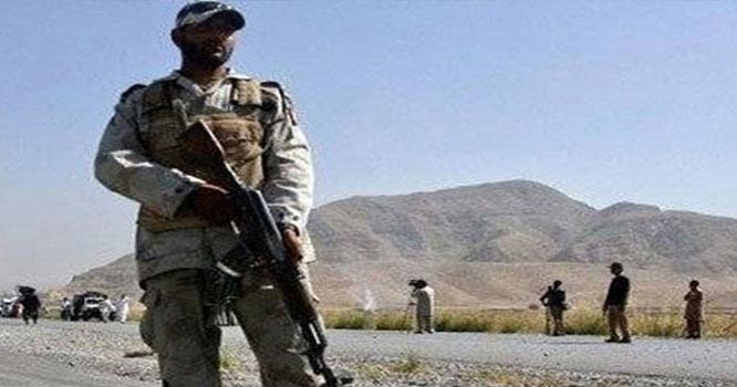کوئٹہ میں ایف سی کے گاڑی پر بم حملہ ایک اہلکار شہید تین زخمی