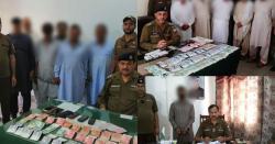 جہلم پولیس کا قمار بازوں کے خلاف سخت کریک ڈاؤن، 14 جواری گرفتار