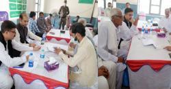 ضلعی انتظامیہ جہلم کے زیراہتمام تحصیل آفس میں ریونیو عوامی خدمت کھلی کچہری کا انعقاد