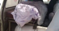 دینہ کے قریب ٹریفک کا خوفناک حادثہ، موٹرسائیکل سوار شخص جاں بحق