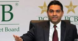 انگلش ٹیم پاکستان آکرکھیلے گی یانہیں؟پی سی بی چیف ایگزیکٹیو وسیم خان نے بتادیا