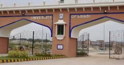 صوابی یونیورسٹی سے جعلی ڈگریاں جاری ہونے کا انکشاف،یونیورسٹی کے چار اہلکاروں کے ملوث ہونے کی تصدیق