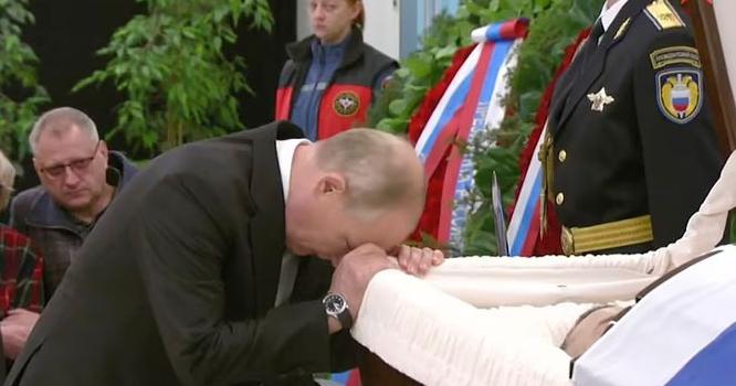 روسی صدر کی آنکھوں میں آنسو کیوں آئے ؟جانیں ،اہم خبر آگئی