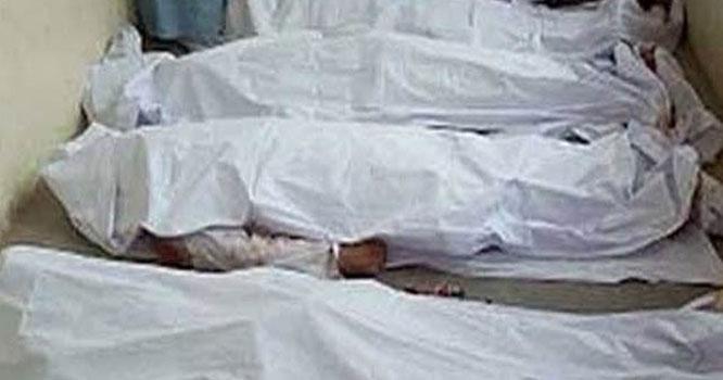 انا للہ واناالیہ راجعون۔۔۔!!! جنازے پر فائرنگ کے نتیجے میں 8 افرادجاں بحق، متعدد زخمی، افسوسناک واقعہ پاکستان کے کس شہر میں پیش آیا ؟ جانیں