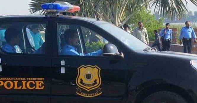 وفاقی دارالحکومت کے سیکٹر جی ایٹ میں ڈکیتی کی واردات،ملزمان60لاکھ مالیت کا سامان ونقدی لوٹ کر فرار