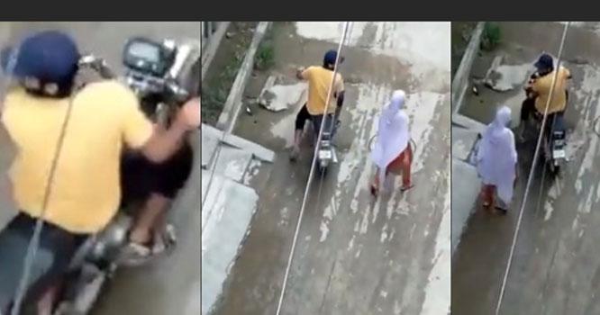 راہ چلتی طالبہ کو ہراساں کرنے والانوجوان گرفتار