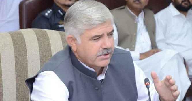 صوبے کی تاریخ میں پہلی دفعہ ہاکی لیگ کا انعقاد کیا جارہا ہے۔محمود خان