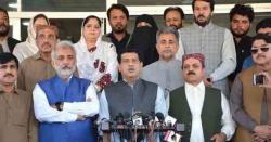 صوبائی کابینہ میں شامل 3 ناراض وزرا کے استعفے منظور