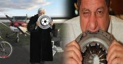 دنیا کا ایسا عجیب ترین شخص جس نے دو دن میں پورا جہاز کھالیا!  حیران کن رپورٹ