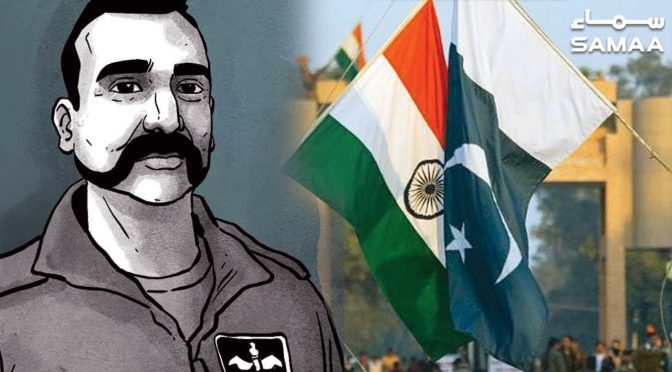 indian Pilot Abhinandan Release Ceremony Wagha Border
