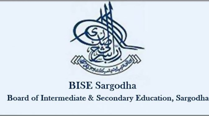 BISE Sarghoda-Shaping Futures of Youth
